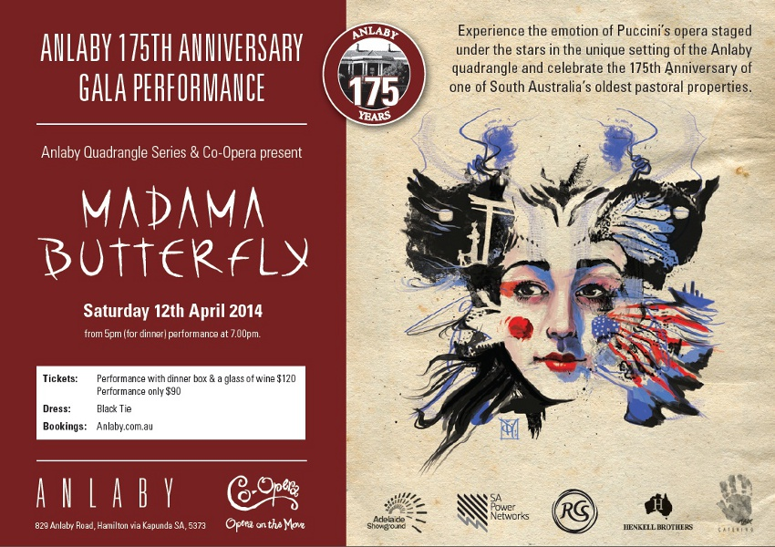 Anlaby Madame Butterfly Flier