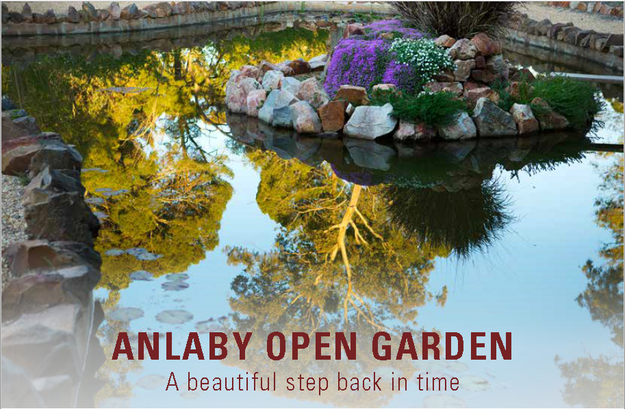 Anlaby Open Garden Banner Picture