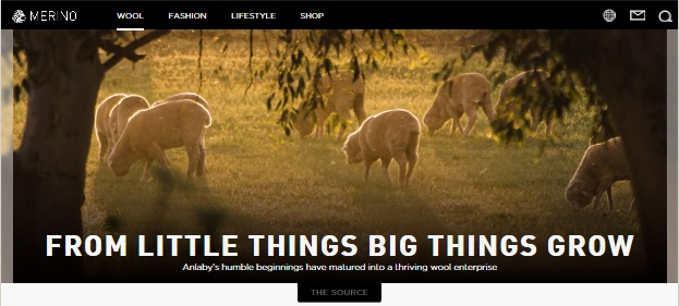 The Source - From Little Things Big Things Grow April 2016