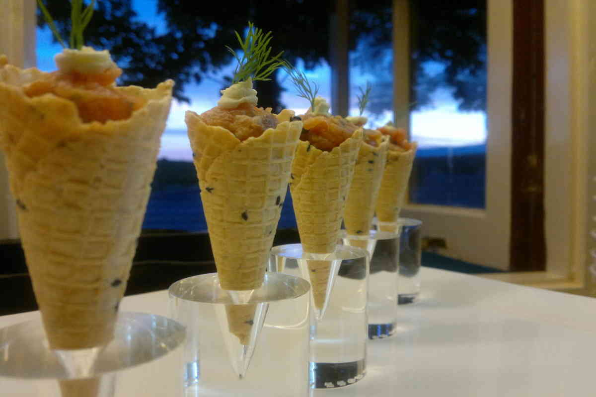 Food Photo Five Cones At Anlaby