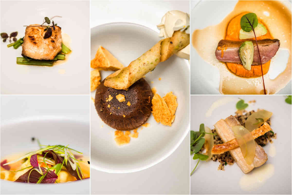 Food Four composite Photo at Anlaby
